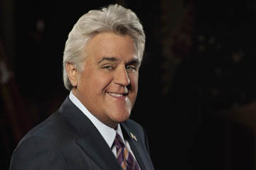 Love Leno? Willing to work for free? Has Citytv got a deal for you! (NBC Photo: Mitchell Haaseth)