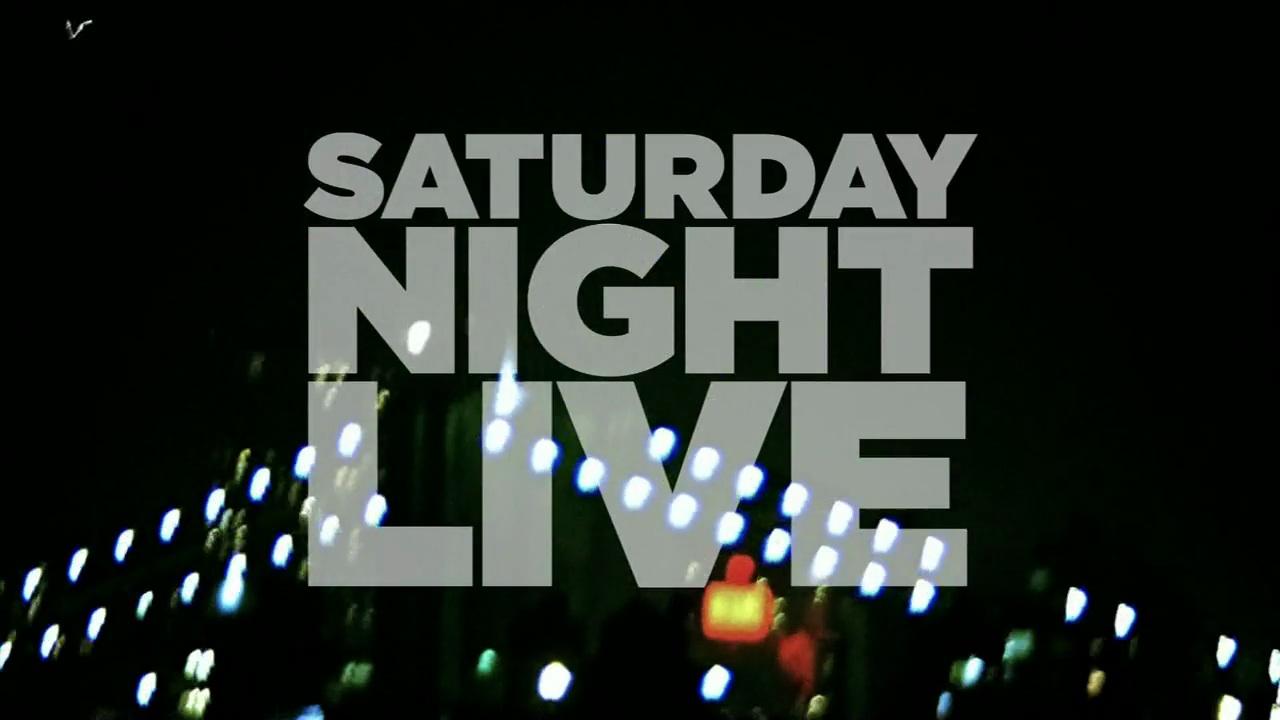 Saturday Night Logo Illustrated History of SNL